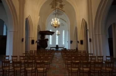 Kerkdiensten Omrop Fryslân in februari vanuit de Kruiskerk!