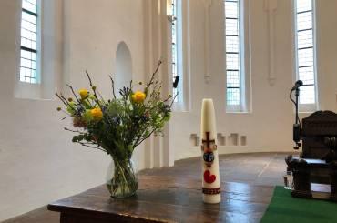 Omropdiensten zetten kerkelijk leven Burgum landelijk op de kaart!
